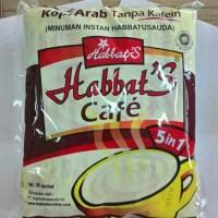 Habbat's Cafe Kopi Arab Seplastik Tanpa Kafein Termurah