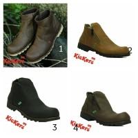 sepatu kickers tracking touring / boot kerja kantor/sepatu pria safety