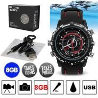 harga Jam Tangan Kamera Sport 8gb Waterproof (Maksimal Dalam Air 3 Meter) Tokopedia.com