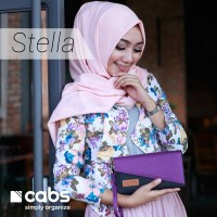 Cabs Stella Dompet Hpo Wanita Kado unik Branded Murah by Cabs Pocket