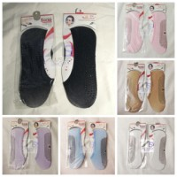 ANTISLIP: Foot Cover / Pelindung Kaki / Kaos Kaki Pendek / Invisible Socks