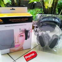 harga Behringer HPX2000 DJ Headphone Original Murah di bandung Triple3music Tokopedia.com