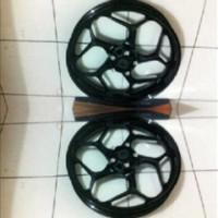 harga velg racing merk axio vixion new depan lansung dudukan utk double disc Tokopedia.com