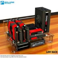Low Rack Acrylic Benchtable