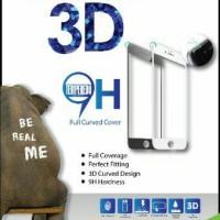 harga HIPPO Sapphire iPhone 6+ / 6S Plus 3D Tempered Glass Full black white Tokopedia.com