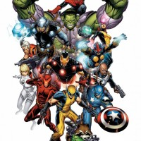 Komik Digital Marvel Story Arc (Civil War, Secret War, Infinity dll)