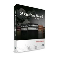 guitar rig 5 pro / software gitar / effect gitar / ampli / equalizer