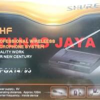 Mic Wireless Shure Pgx 14/93 ( Clip On + Headset )