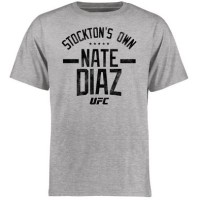 Tshirt Nate Diaz Ash UFC - Fightmerch