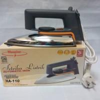 harga Maspion Setrika listrik HA-110 Tokopedia.com