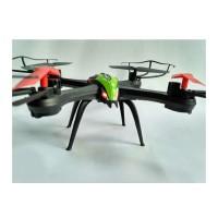BLACKHAWK SQ800C Tarantula 6 Axis Gyro Drone with HD Camera - Black