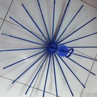 Jemuran Baju Lipat / Folding Hanger Merk Lion Star