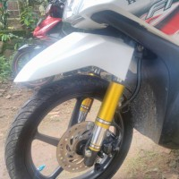 COVER SHOCK ALL MATIC HONDA(BEAT,VARIO,SCOOPY,SPACY)