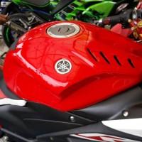 Kondom tangki Yamaha R25 model Yamaha R1-M