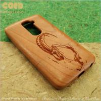 harga H.4 GOAT | Wood Case COID Casing Kayu Asli Ukiran Relief Laser Engrave Tokopedia.com