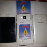 LCD+TOUCHSCREEN SAMSUNG GALAXY GRAND DUOS GT-I9082+TULANG+FRAME+TUTUP