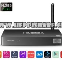 Smart | HD | Bluray Media Player HIMedia | HI MEDIA H8 | Android TV