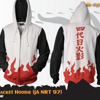 Yondaime Jacket Hoodie (Jaket Naruto Hokage JA NRT 97)