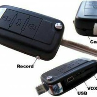 Jual CAR KEY SPY CAMERA WITH AUDIO RECORD / SPY CAM CAMERA MOBIL REMOTE BMW Murah