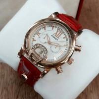 Harga jam tangan wanita eigner tali leather murah | Hargalu.com