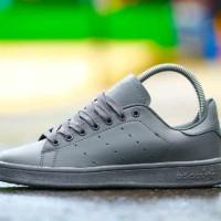 FREE ONGKIR !! Sepatu casual sneakers branded pria adidas stan smith