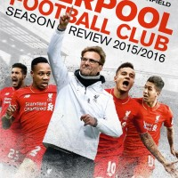 DVD Liverpool  Season Review 2015/2016 Football Club