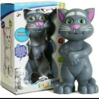 Jual Mainan anak kucing rekam - talking tom Murah