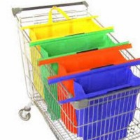 Jual TROLLY BAG / SHOPPING BAG Spunbond Tebal (Buy 1 Get Lunch Box