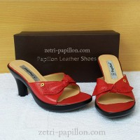 Sandal Kulit Wanita Papillon Sw672