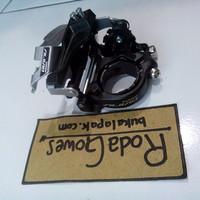 FD Shimano Alivio M430 Top Swing
