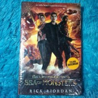 percy jackson and the olympians #2: sea of monster