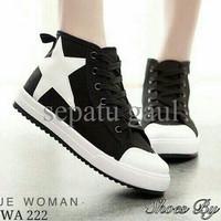Sepatu Sendal Wanita Kets Nike puma adidas kw CYQL