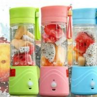 Jual Juice Blender Portable and Rechargeable/ Blender Juicer Cas Murah