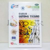 Tienhe Gutong Tiegao - Koyo Syaraf Kejepit - Pengapuran - Keseleo DLL