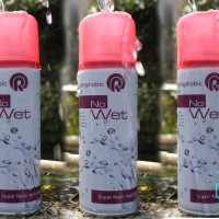 Jual No Wet super hydrophobic Spray (waterproof spray) by AEGIS Murah