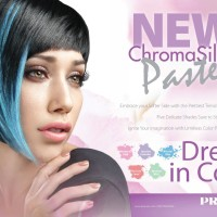 CAT RAMBUT - PRAVANA CHROMASILK PASTELS HAIR COLOR MYSTICAL MINT