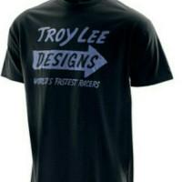 Kaos/Tshirt/Baju TROY LEE DESIGNS WORLD FAST