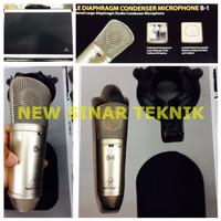 Mic Behringer B1 / B-1 Single Diaphragm Condenser Microphone