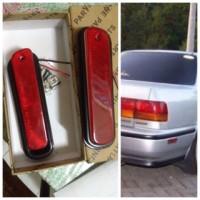 Rear Side Lamp Bumper