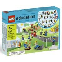 LEGO 9348 EDUCATION Community Minifigure Set