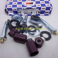 FRONT ARM REPAIR KIT / BOSH FORK SHOCKBREKER DEPAN C70, C700 (C SERIES
