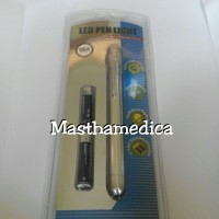 Penlight Pen Light Senter Medis GEA Diagnostic Lamp Mata Lidah THT