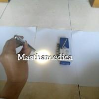 Penlight Pen Light Senter Medis Deluxe ABN Diagnostic Lamp Mata Lidah