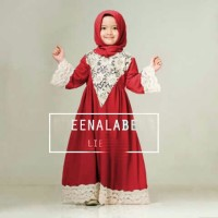 Azzaria Dress Red