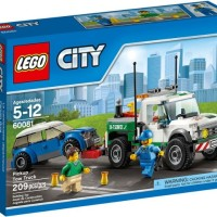LEGO 60081 : CITY Pickup Tow Truck