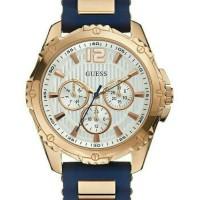 Jam tangan guess wanita intrepid W0325L8 original