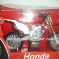 harga Miniatur Motorcross Honda CRF 250 Replika Diecast Newray 1:12 Tokopedia.com