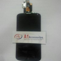 Lcd + Ts Lg E960 Black ( Nexus 4 )