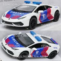 Jual Lamborghini Huracan Patwal PJR Polantas Lantas Polisi Mobil Mobilan Murah