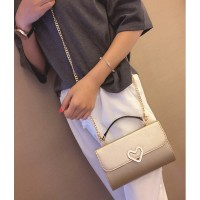 TAS PREMIUM PESTA SELEMPANG BAHU IMPORT WANITA LEATHER PU IMPORT KOREA